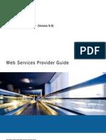 Informatica PowerCenter 9.0 Web Services Provider Guide