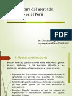 Clase 5. 2016-I Estrucutura Del Mercado Agrario