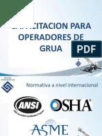 Capacitación de Operador de Grúas (1)