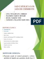 Caso Clinico II