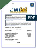 Informe Metodo Racional Grupo 5-1