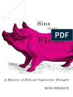 Preece, Rod. Sins of the Flesh. a History of Vegetarian Thought [UBC 2008]