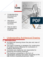 CHAPTER 6 Architecture Drawing 1