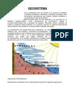 Geo Sistema
