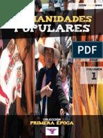 Humanidades Populares, volumen 1, número 1. 2016. Colección Primera época