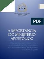 A Importância Do Ministério Apostólico