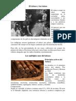 El Tabaco y Los Tainos