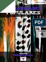 Humanidades Populares, volumen 4, número 6. 2016. Colección Primera época