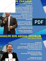 Pengendali Sesi Hands-On Kolokium STEM Sabah