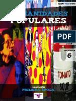 Humanidades Populares, volumen 6, número 8. 2016. Colección Primera época