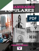 Humanidades Populares, volumen 7, número 10. 2016. Colección Primera época