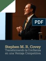 Transformando la confianza en una ventaja competitiva