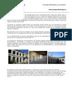 San Juan de Ortega - El Antiguo Monasterio