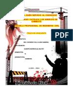 Informe de Caminos 001 Trazo Gradiente.docx