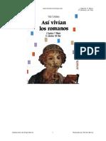ESPINOS Asi Vivian Los Romanos
