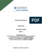 PROCESO ESTRATEGICO 1° ENTREGA UNIFICADO 3 NOV 2017 (1)