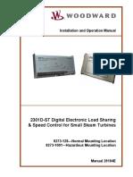Manual 2301D ST