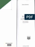 Christian Vandendorpe - Du Papyrus à l'Hypertexte (extrait)