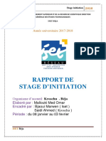 Rapport Cable Tech