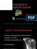 CIAL Epaule Pathologique