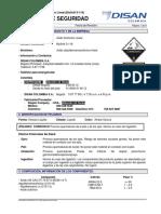 Acido Sulfonico Lineal (BioSoft S-118) - Hoja de Seguridad - Disan Colombia (1)