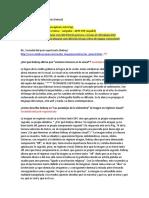 Preguntas Vanguardismo, Sociedad Del Espectaculo y Sociedad Post Espaectaculo