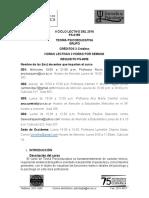 PS0155 Catedra Teoria Psicoeducativa-II Ciclo-2016