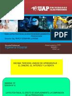 CLASE N° 13 EL MODELO MERCADO DE BIENES  IS  DESPLAZAMIENTOS.POLITICAS-1_24