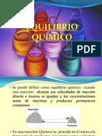 6)Equilibrio Quimico