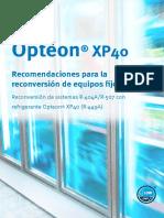 r449a Opteon-XP40 Retrofit-Guide SPA