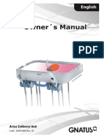 Gnatus Artus Delivery Unit - User Manual