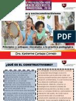 Constructivismo y Socioconstructivismo (1)