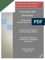 Actividad 4.- Funciones Del Diseñador