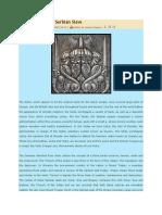 Sanskrit and the Serbian Slavs