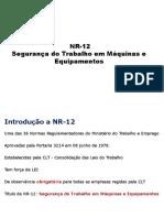 NR-12 Maquinase Equipamentos