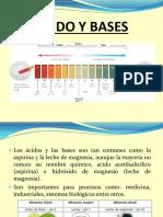 8)Acidos y Bases