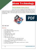 L298N Motor Driver