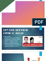 Grupo 03 - Ley de Servicio Civil