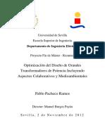 OPTIMIZACION DEL DISEÑO DE GRANDES TRANSFORMADORES .pdf