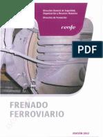 Frenado Ferroviario 2012 ETP Renfe