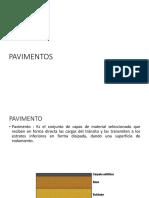 PAVIMENTOS INTRODUCCIÓN