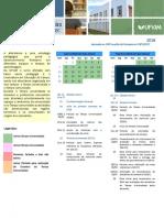Calendários Acadêmico LEC 2018