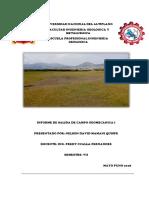 Informe 1 Geomecanica i