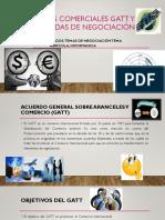 Acuerdos Comerciales GATT Y OMC, Rondas De