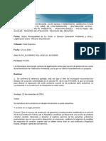 Ilustre Municipalidad de La Unión c/ Servicio Evaluación Ambiental y otros | Legitimación activa - Recurso de protección