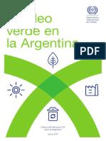 Empleo Verde en Argentina - OIT