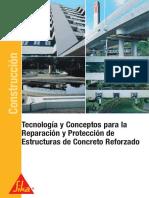 Reparacion y Proteccion de Concreto Reforzado