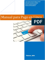 Manual Pago en Linea CCSS 2014