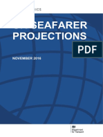 Seafarer Forecasts Report