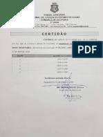 CERTIDÃO1